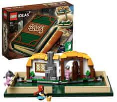 LEGO wyskakująca książka Ideas 21315
