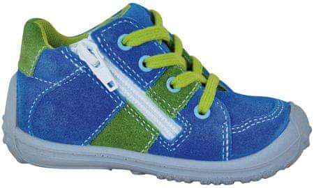 Protetika fiú bokacipő Ken 22 kék/zöld