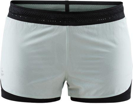 Craft spodenki damskie Nanoweight Shorts jasny zielony S
