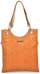 Mangotti ženska torbica, smeđa