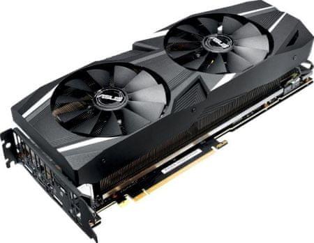 Asus grafična kartica DUAL GeForce RTX 2080 Ti, 11 GB GDDR6