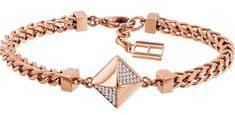 Tommy Hilfiger Modne brąz bransoletka dla kobiet TH2780092