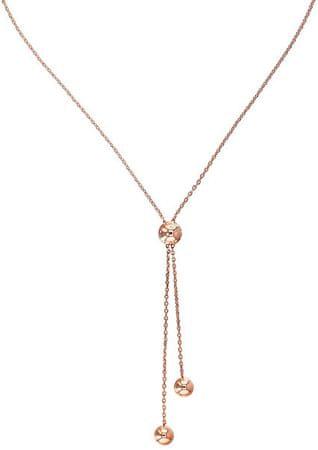 Tommy Hilfiger Elegantna bronasta ogrlica TH2780075