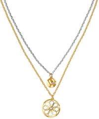Tommy Hilfiger Bicolor oceľový náhrdelník TH2780068