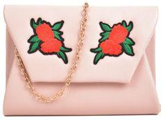 Mangotti ženska torbica, roza