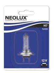 NEOLUX Žárovka typ H7, Standard 55W, 12V, PX26d (blistr)