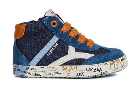 Geox fiú sportcipő Kilwi 22 kék