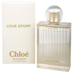 Chloé Love Story - sprchový gél