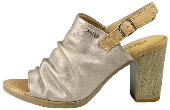 IGI & CO dámské sandály 37 béžová