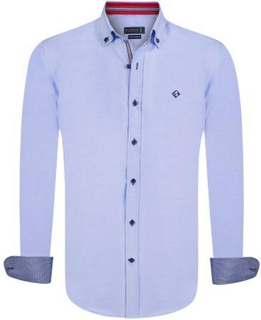 Sir Raymond Tailor pánská košile Quite M modrá