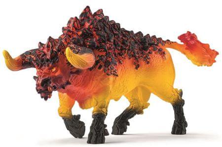 Schleich ognjeni bik