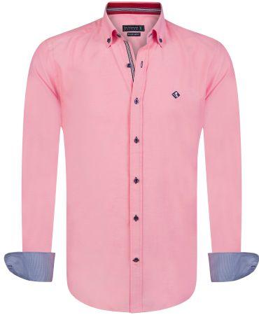 Sir Raymond Tailor moška majica Quite, L, roza