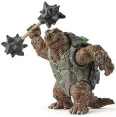Schleich Obrněná želva se zbraní