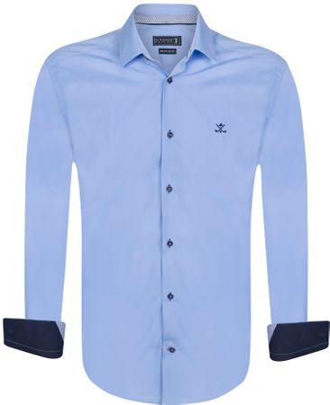 Sir Raymond Tailor pánská košile Concede XL modrá