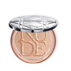Dior Kompaktní rozjasňující pudr Diorskin Nude Luminizer (Shimmering Glow Powder) 6 g