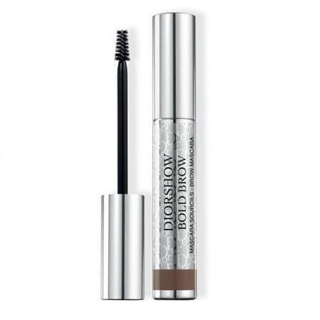 Dior Posilující řasenka na obočí Diorshow Bold Brow (Instant Volumizing Brow Mascara) 5 ml (Odstín 002)
