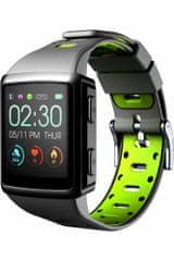 CellularLine športna ura EasySport, z merjenjem srčnega utripa + GPS