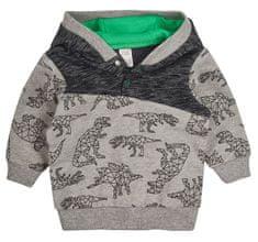 Garnamama bluza chłopięca z dinozaurem