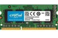 Crucial pomnilnik (RAM) za PC in Mac SODIMM DDR3 8GB PC3-12800 1600MHz CL11 1.35V