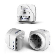 TravelBlue potovalni adapter za Veliko Britanijo