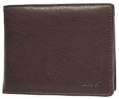 Lagen Barna bőr férfi pénztárca Brown V-3