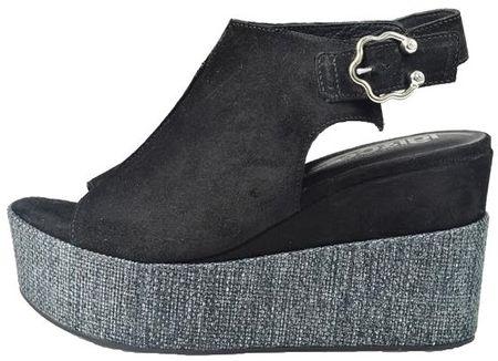 IGI & CO ženski sandali, 37, črni