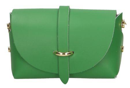 Arturo Vannini ženska torbica, tamno zelena