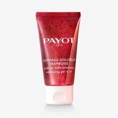 Payot Rozpúšťajúci sa exfoliačný gél so zrniečkami maliny ( Payot Raspberry Gentle Scrub) 50 ml