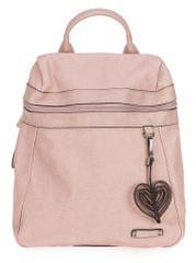 Tamaris plecak damski różowy Adina
