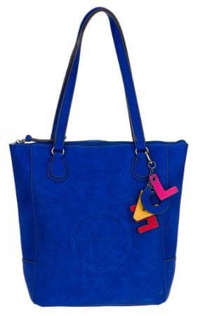 Tamaris damska torebka Fee, niebieska