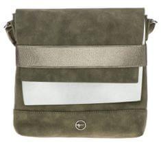 Tamaris torbica za čez ramena Silvia, rjavo zelena