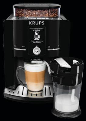 Automatyczny ekspres do kawy Krups EA EA829D