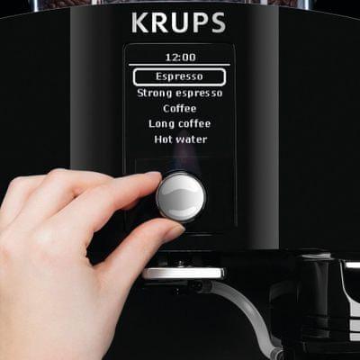 Program cappuccino, szybkie przygotowanie