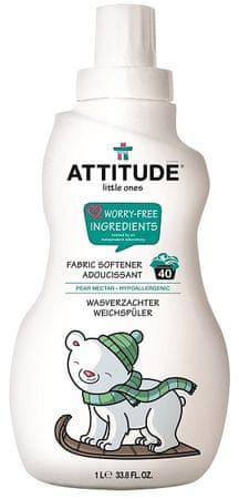 Attitude Aviváž pre deti s vôňou hruškovej šťavy (40 pracích dávok) 1000 ml