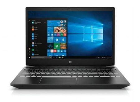 HP prijenosno računalo Pavilion 15-cx0025nm i5-8300H/8GB/SSD 256GB+1TB HDD/GTX1050/15,6''FHD IPS/W10H (4TV23EA)