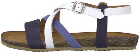 Tamaris ženski sandali, 38, večbarvni