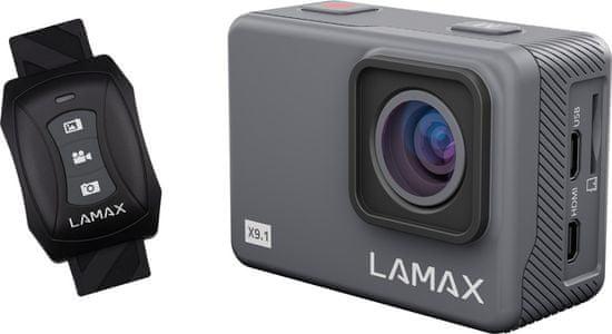 LAMAX X9.1 - použité