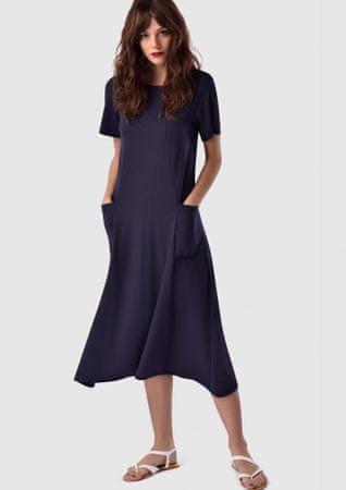 Closet London női ruha 38 sötétkék