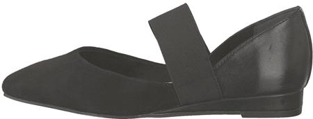 Tamaris ženski sandali, 38, črni