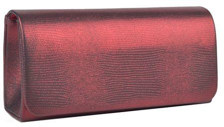 Charmel Elegancki czerwony sprzęgło 1786