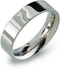 Boccia Titanium Ślubny tytanowy pierścionek 0147-02