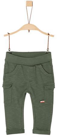 s.Oliver fiú nadrág 68 zöld