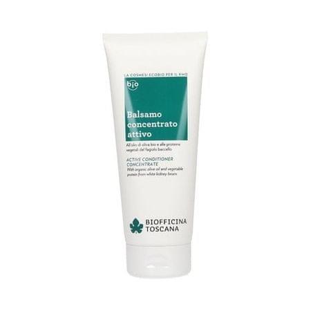 Biofficina Toscana Aktywny odżywka dla zniszczonych włosów (aktywnego koncentratu odżywka) 200 ml