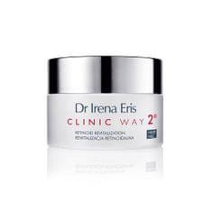 Clinic Way Dermo krem twarzy 2 ° (retinoidów rewitalizacji przeciwzmarszczkowe noc Dermocream) 50 ml