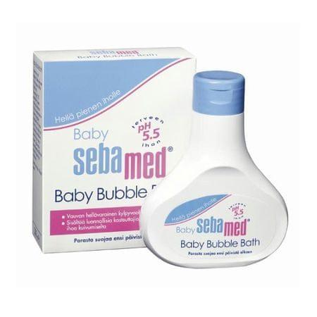 Sebamed Gyermek habfürdő Baby (Baby Bubble Bath) 200 ml