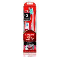 Colgate Gift Set Colgate Max Expert Biały Biały wybielanie pióro +
