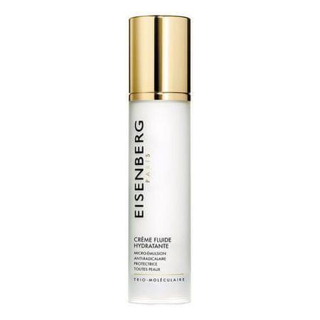 Eisenberg Sametově matující fluidní krém (Active Mattifying Secret) 50 ml