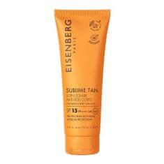Eisenberg Tělo vý opaľovací krém proti starnutiu pokožky SPF 15 ( Anti-Ageing Body Sun Care ) 100 ml