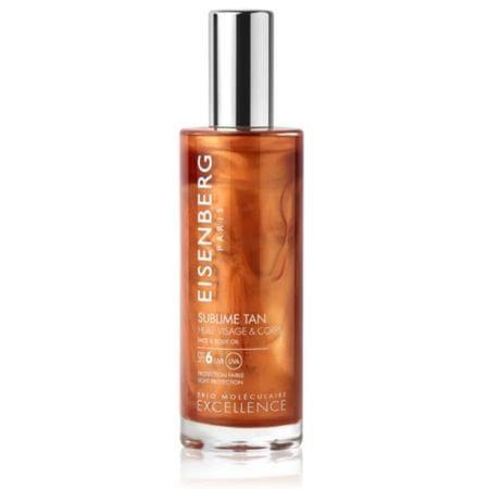 Eisenberg Pleť & Body Oil SPF 6 ( Sublime Tan Face & Body Oil) 100 ml
