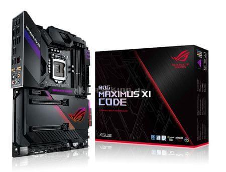 Asus osnovna plošča MB MAXIMUS XI CODE, ROG, LGA 1151, DDR4, ATX
